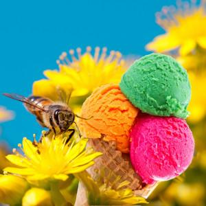 Мороженое с прополисом