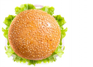 Бургер-1